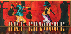 African Art African Cloth Painting | African Art